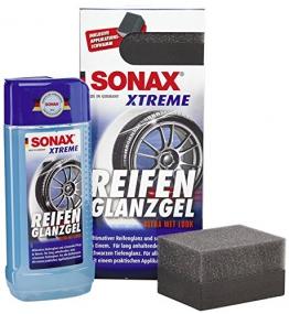 SONAX 235100 XTREME ReifenGlanzGel, 250ml inkl. SpezialSchwamm - 1